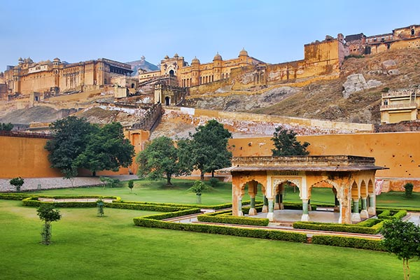 PRIVATE FULL DAY TOUR of JAIPUR CITY from AGRA