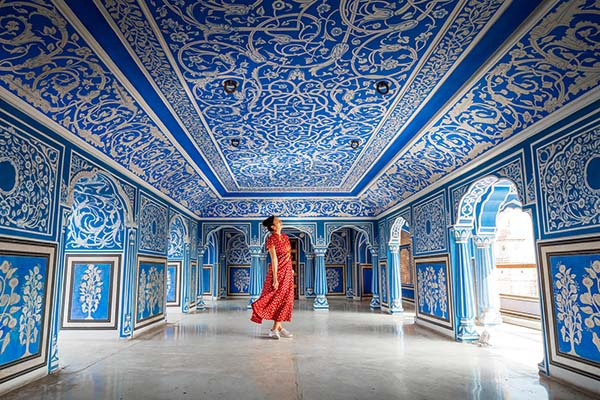 PRIVATE FULL DAY TOUR of JAIPUR CITY